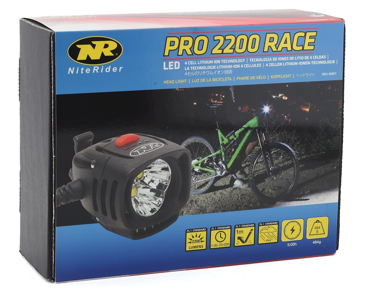 NiteRider Pro 2200 Race LED Light System