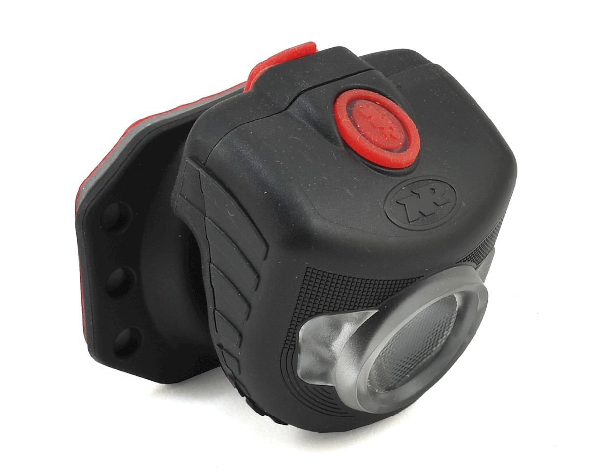 NiteRider Adventure Pro 180 Headlamp (Helmet Stick-On Pivot Mount)