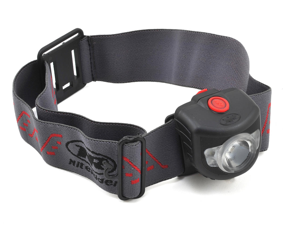 Adventure 180 Headlamp (w/ Head Strap)