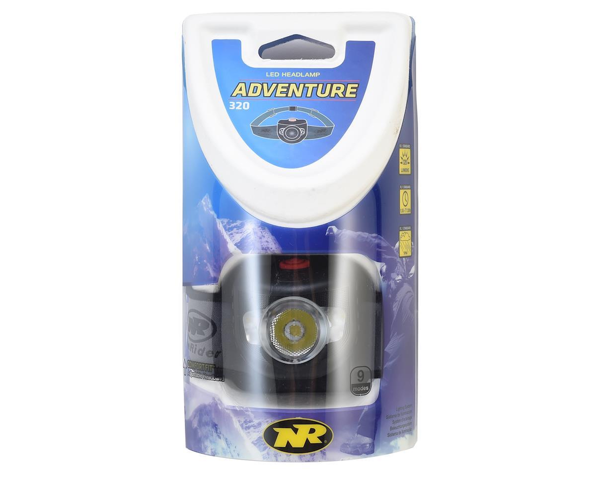 NiteRider Adventure 320 Headlamp
