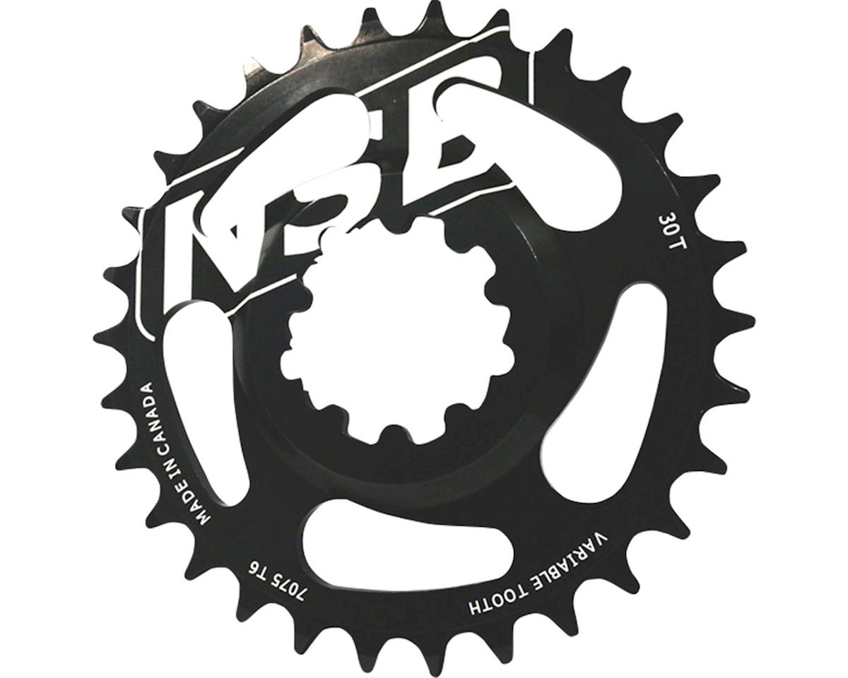 Direct Mount Variable Tooth Chainring: 34T, for SRAM X9/X0 Cr