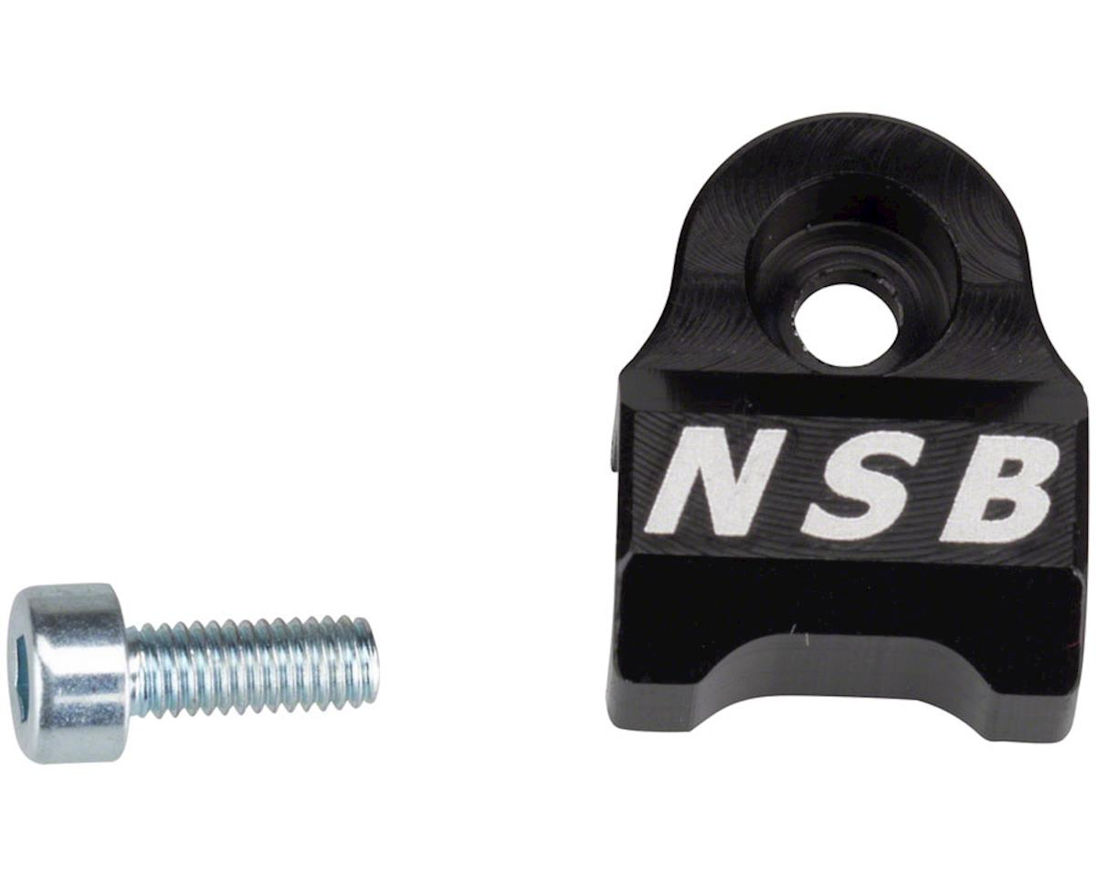 North Shore Billet 2008-2013 Fox 32 & 36 Cable Guide Black