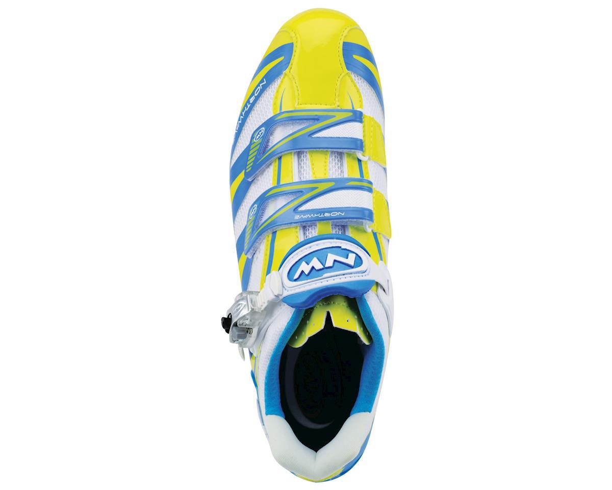 Image 2 for Northwave Evolution SBS Road Shoes (White/Black)