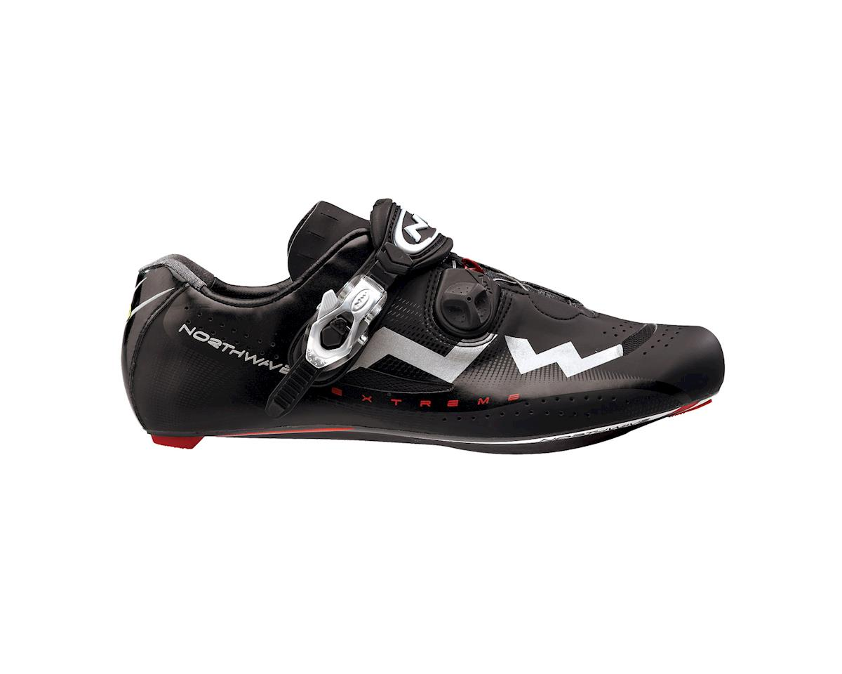 Northwave Extreme Tech SBS Road Shoes (Black/White/Red)