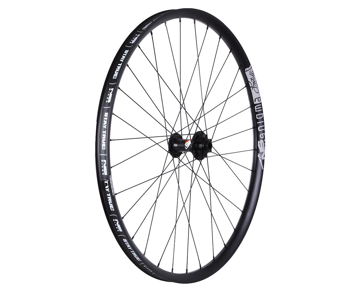"""Ns Bikes Enigma Roll 29"""" front wheel, 15x110 Boost 32h blk"""