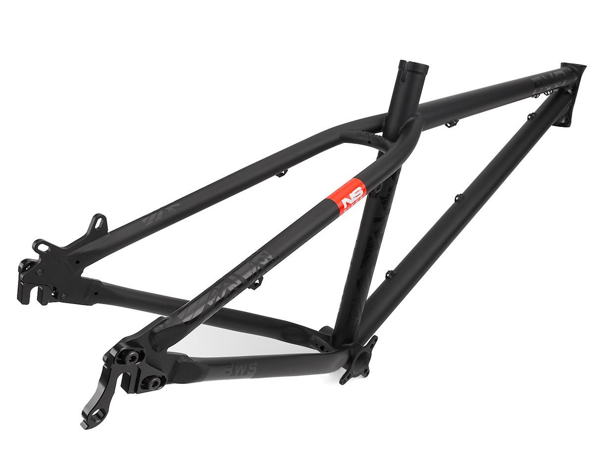 "Ns Bikes Surge-Evo frame, 16.0"" (M) - black"