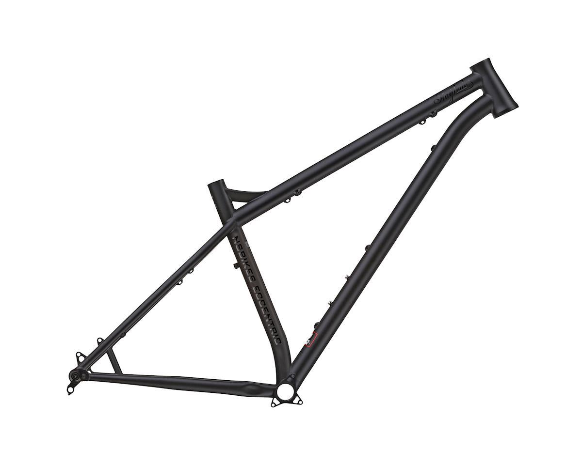 "Ns Bikes Eccentric CrMo 29/27.5""+ frame, 17.5"" - black"