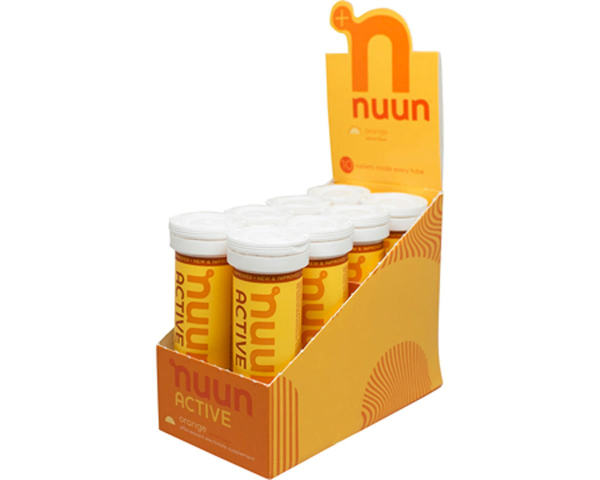 Nuun Sport Hydration Tablets (Orange) (8 Tubes)