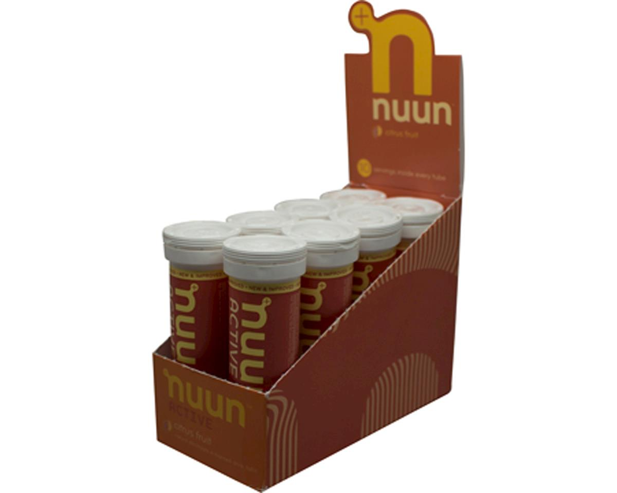 Nuun Sport Hydration Tablets (Citrus Fruit) (8 Tubes)