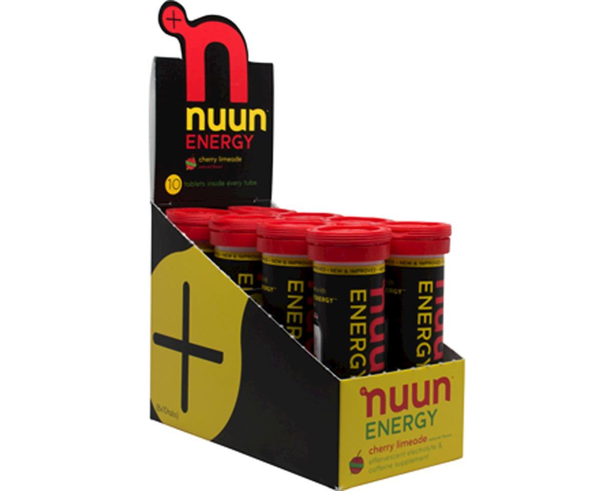 Nuun Sport Hydration Tablets (Cherry Limeade) (8 Tubes)