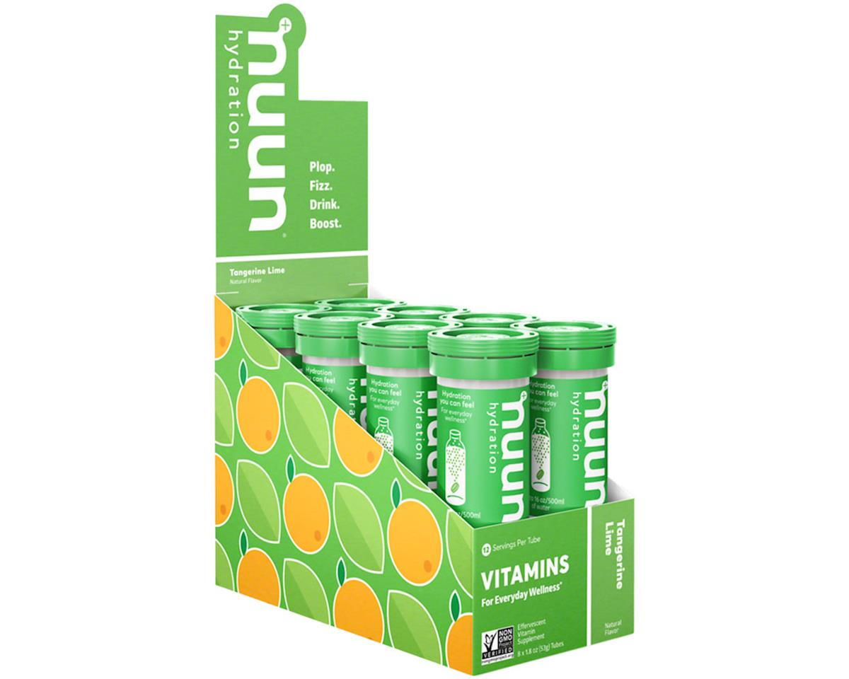 Nuun Vitamin Hydration Tablets (Tangerine Lime) (8 Tubes)