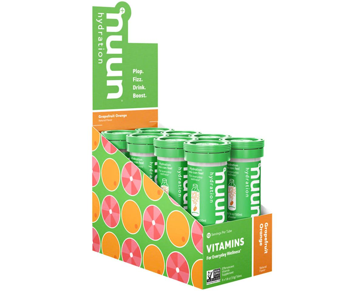 Nuun Vitamin Hydration Tablets (Grapefruit Orange) (8 Tubes)