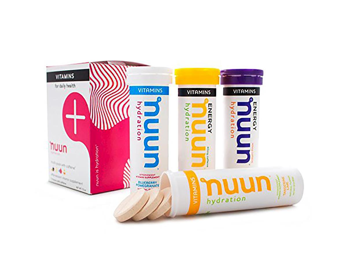 Nuun Vitamin Hydration Tablets (Mixed Flavors) (4)