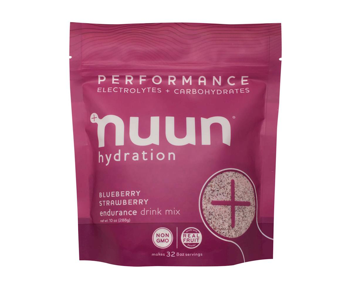 Performance Hydration Blueberry Strawberry Pouch Mix