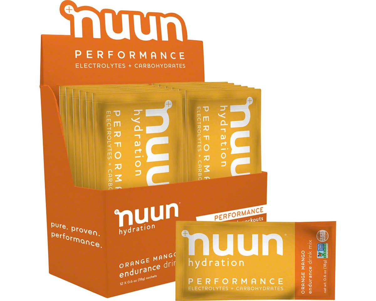 Performance Hydration Orange Mango Packets (12)