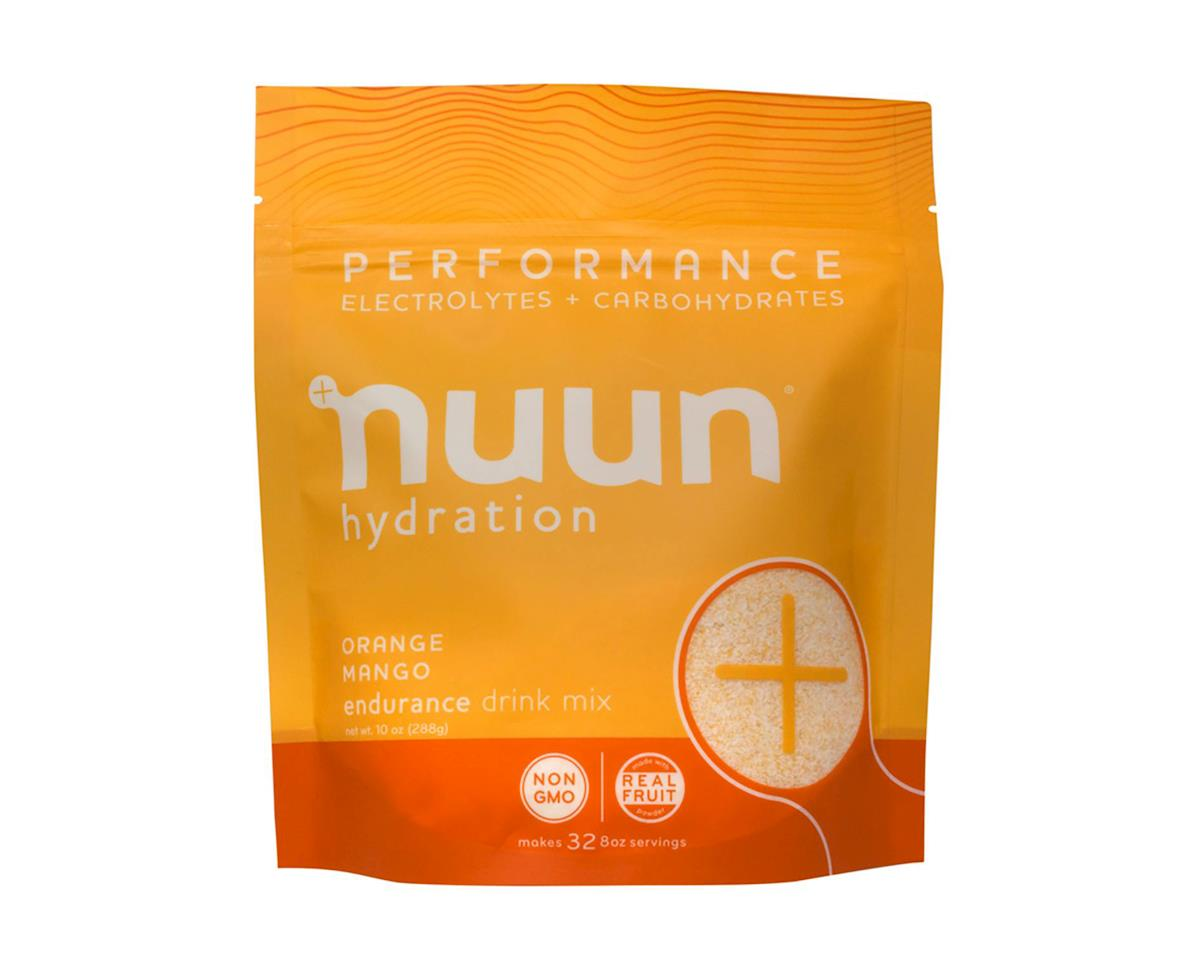 Performance Hydration Orange Mango Pouch Mix