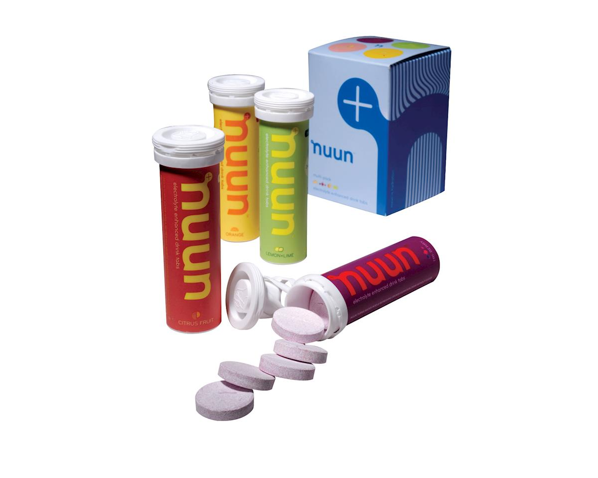 Nuun Active Hydration Drink Tablets - 48 Servings (4 Pack) (Multi                 899)