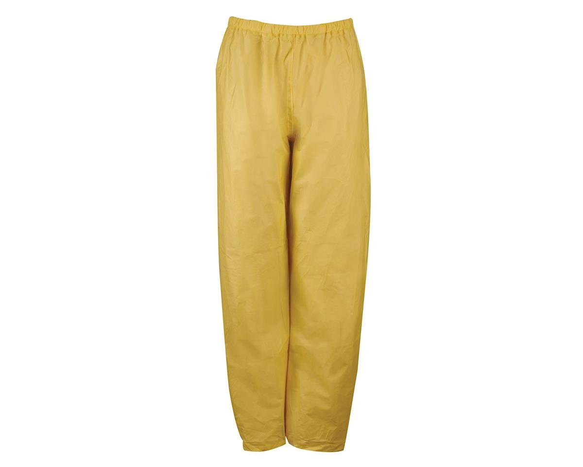 Image 2 for O2 Rainwear Rain Pant (Yellow) (S)