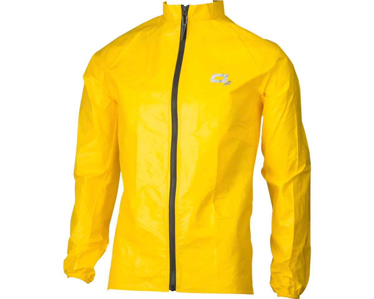O2 Rainwear Element Series Rain Jacket (Yellow) (S)