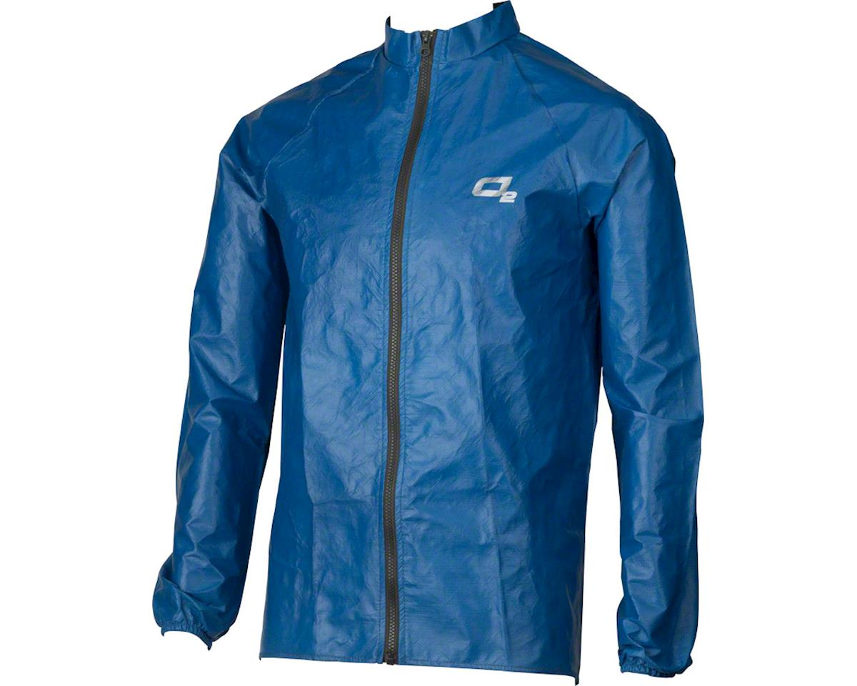 O2 Rainwear Element Series Rain Jacket (Steel Blue) (S)