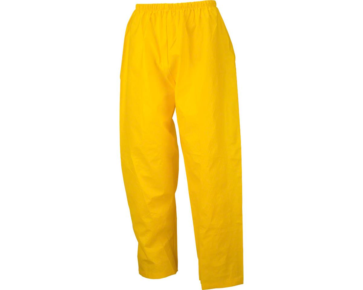 O2 Rainwear Element Series Rain Pant (Yellow) (XS/S)