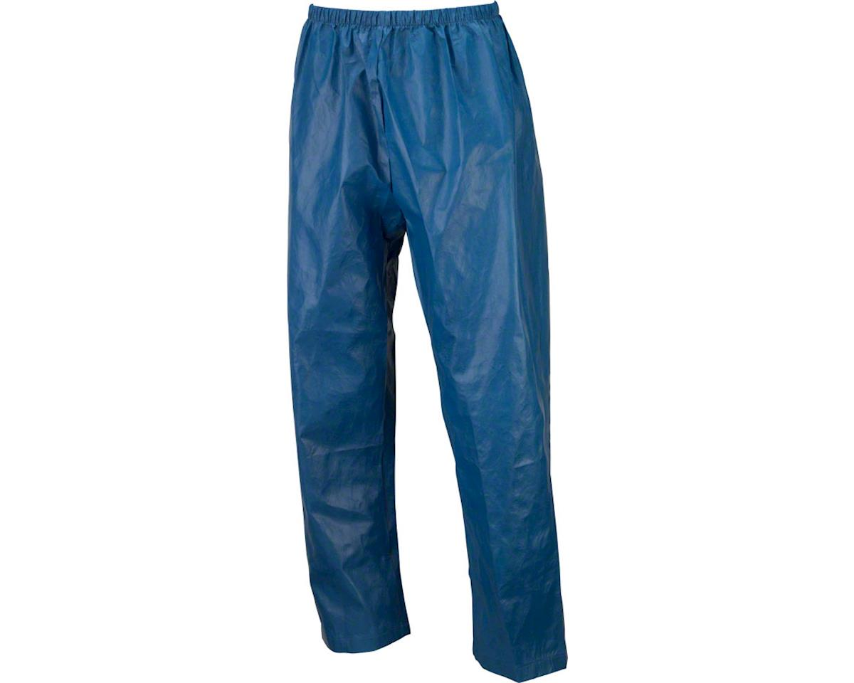 O2 Rainwear Element Series Rain Pant (Blue) (XL/XXL)