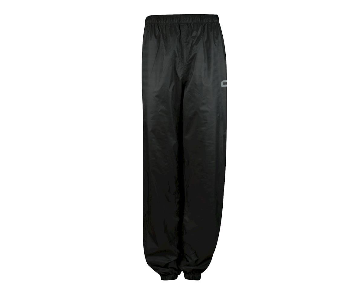 O2 Rainwear Calhoun Rain Pant (Black) (XL)