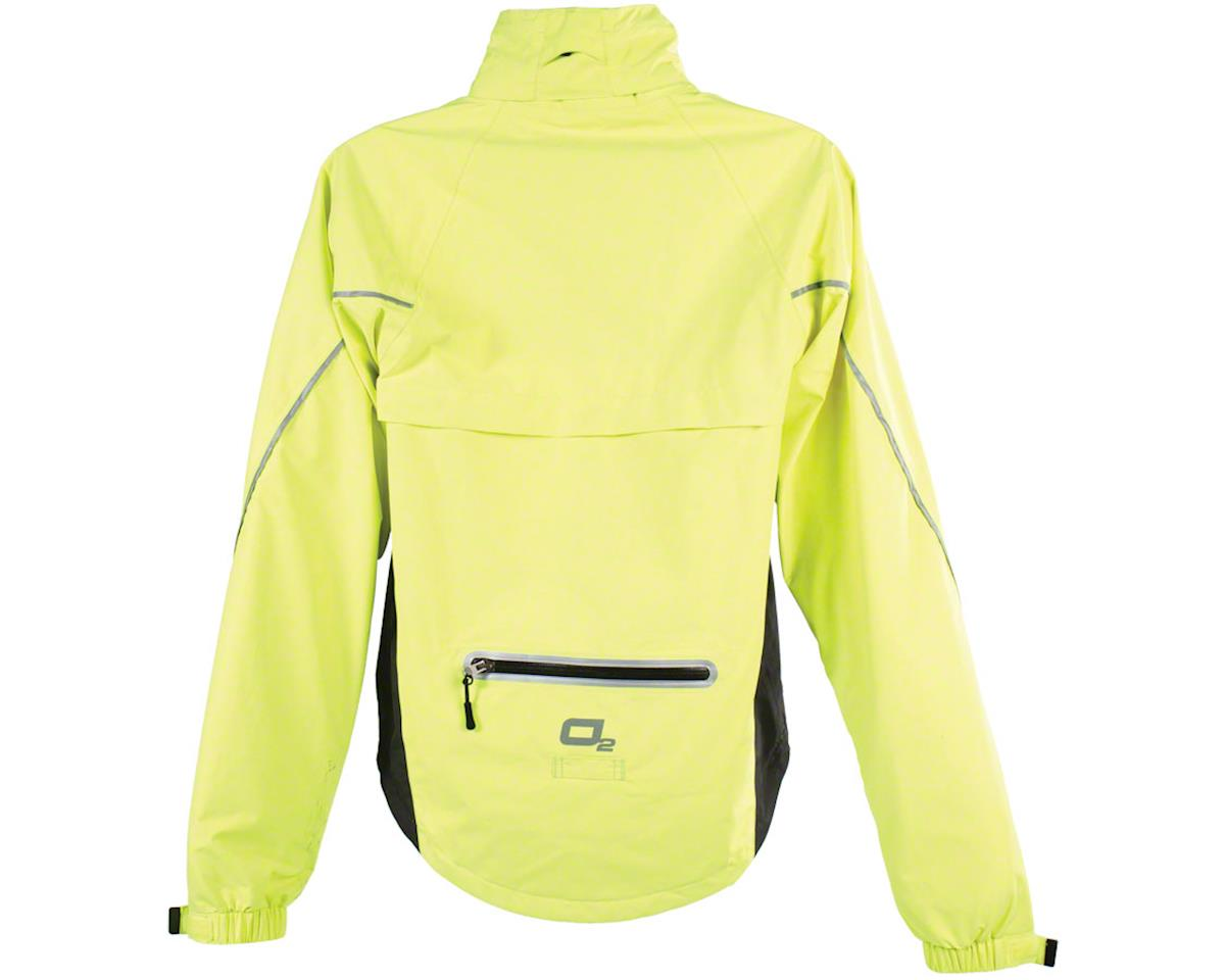 Image 2 for O2 Rainwear Nokomis Rain Jacket (Yellow) (S)