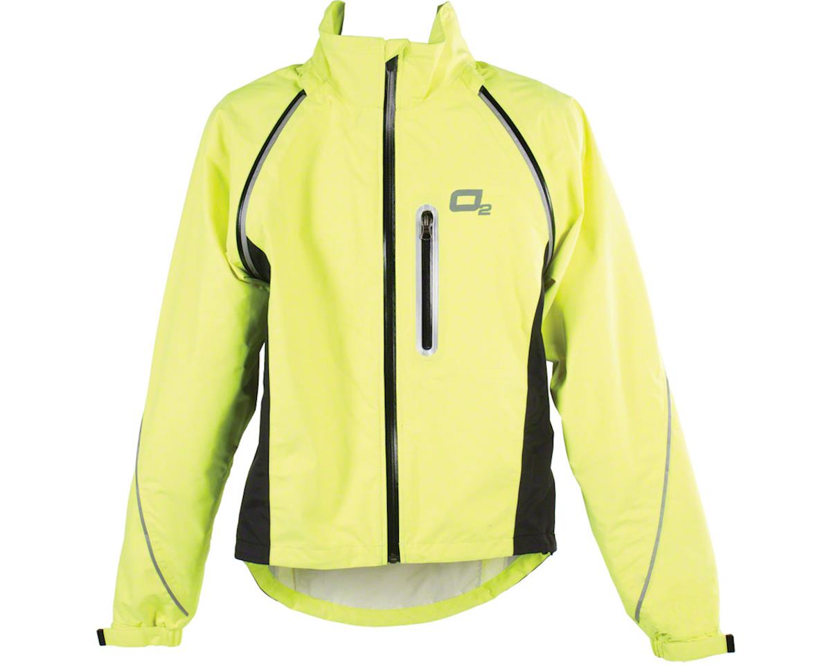 O2 Rainwear Nokomis Rain Jacket (Yellow) (M)