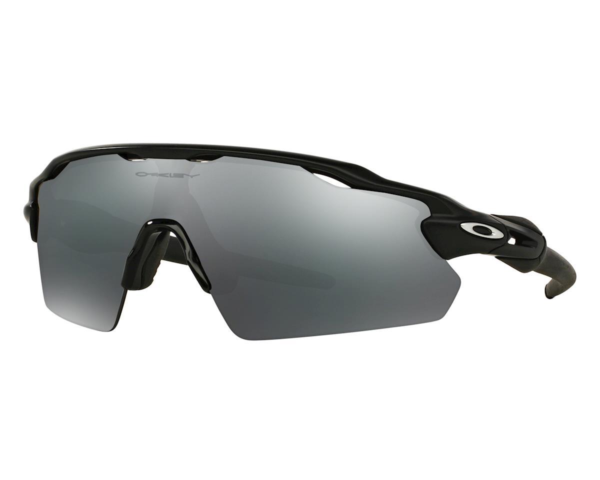 Radar Pitch Sunglasses (Matte Black) (Grey Polarized Lens)