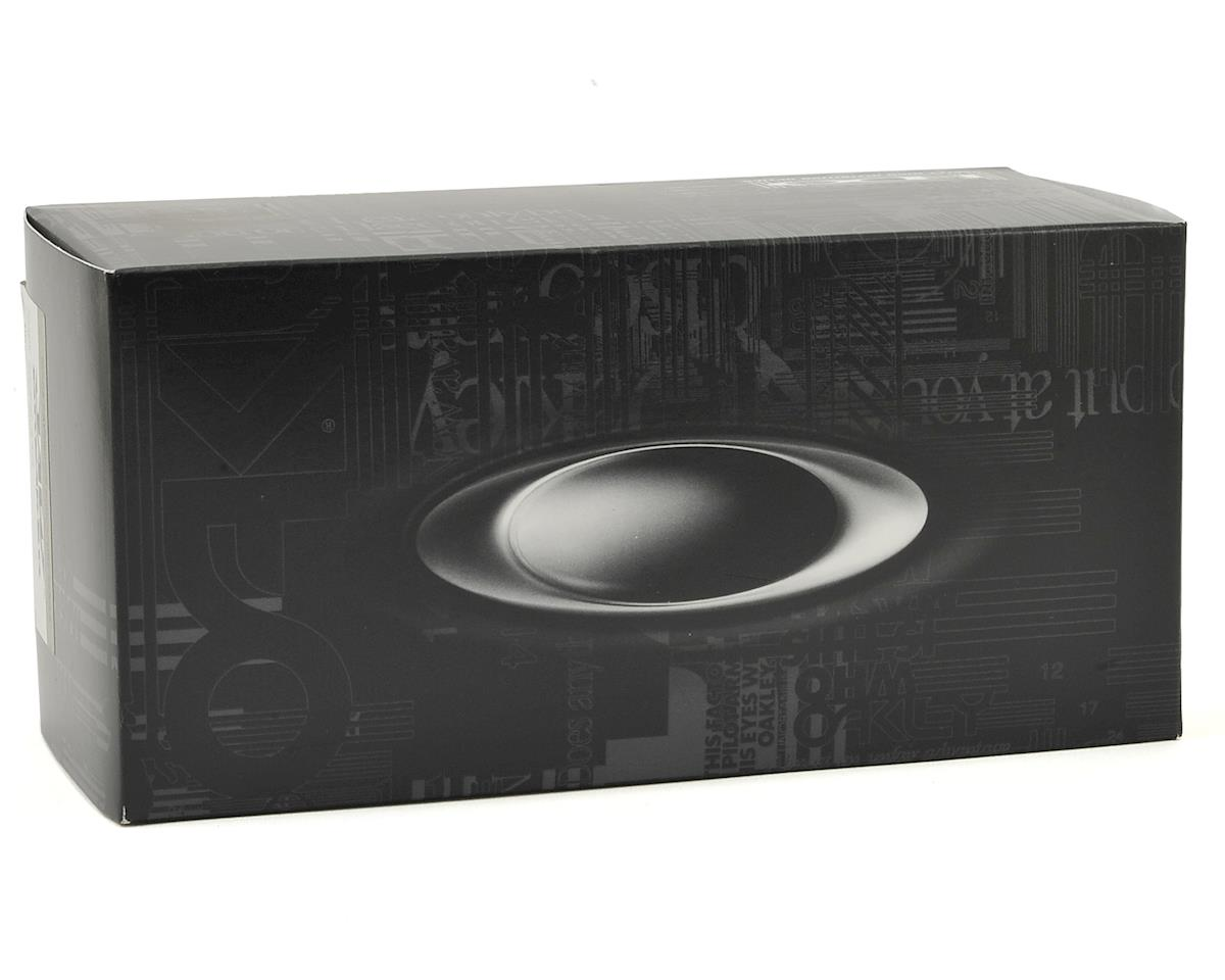 Oakley Radar Pitch Sunglasses (Matte Black) (Grey Polarized Lens)