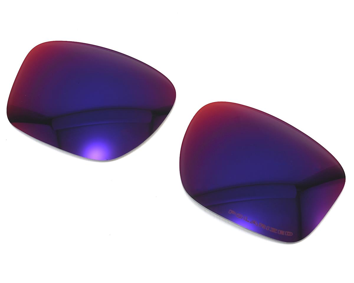 0737c8b70f7 Oakley Sliver Replacement Lens Kit (Positive Red Iridium Polarized ...