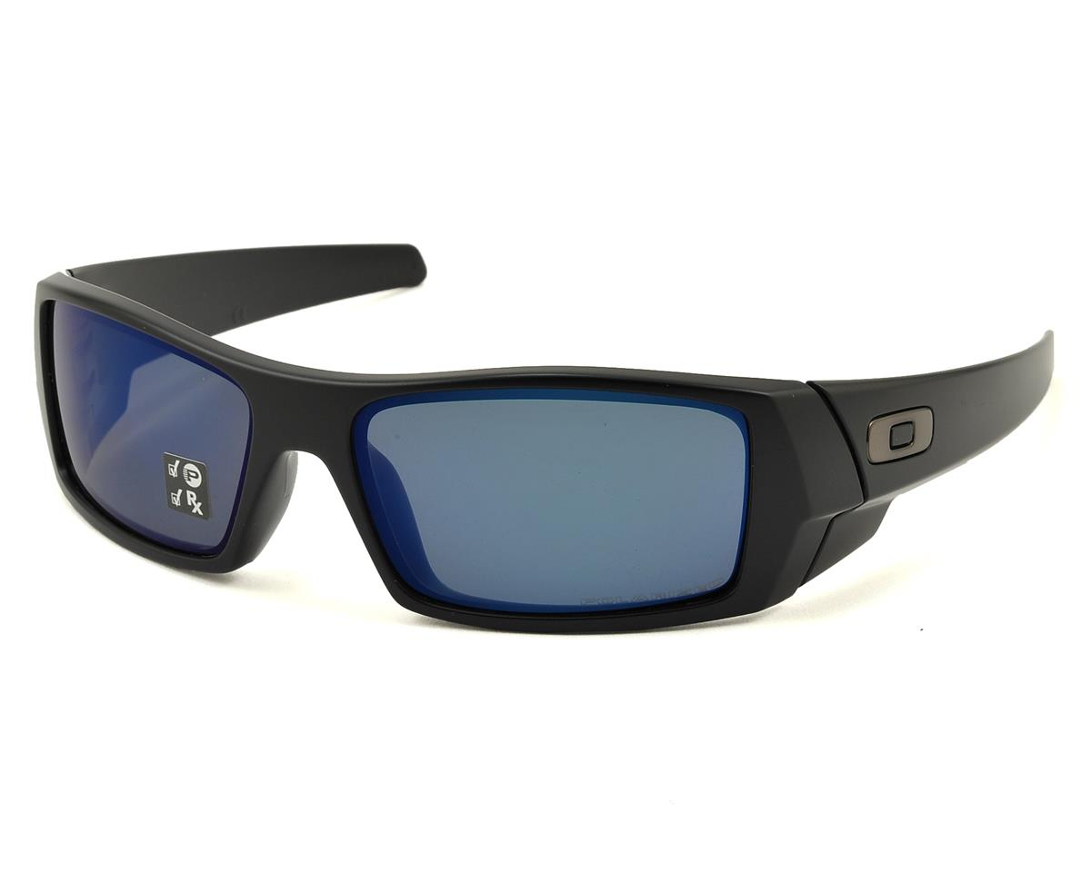 Oakley Gascan Matte Black w/Ice Iridium Polar