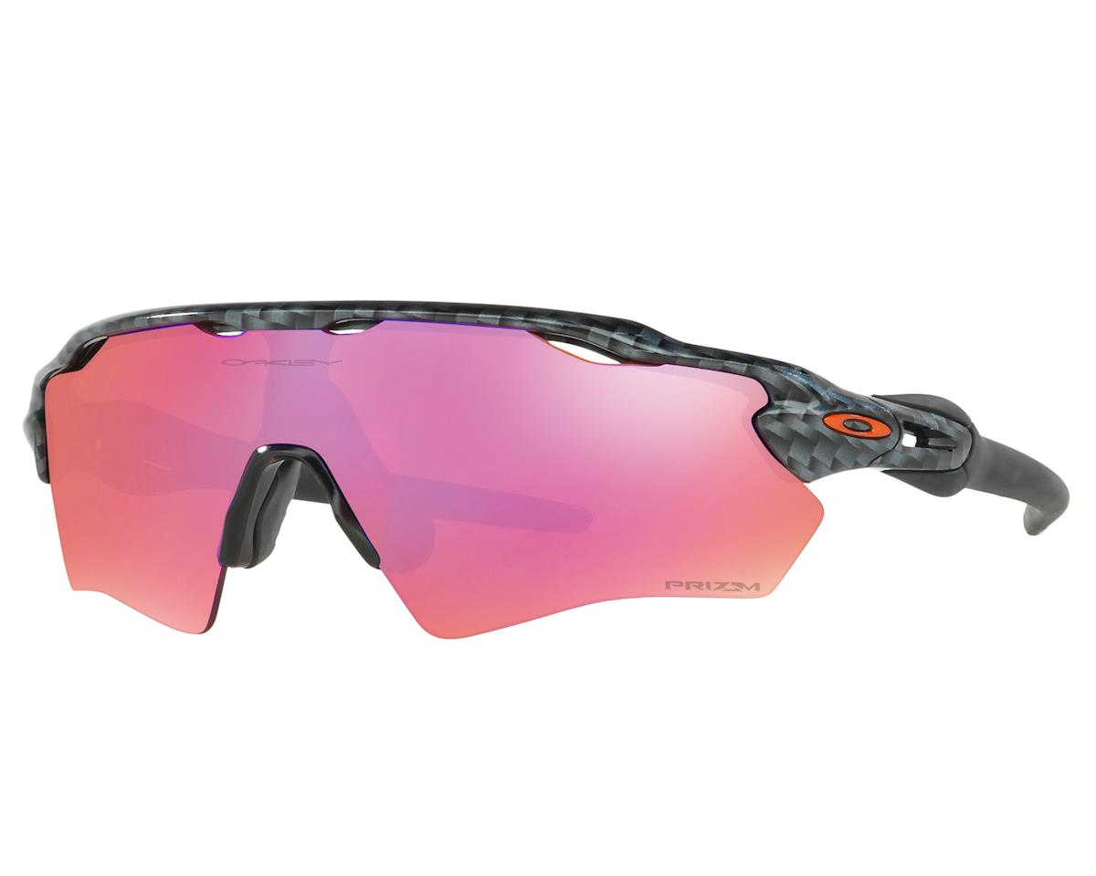 Oakley Radar EV XS Youth Fit Sunglasses (Carbon Fiber) (PRIZM Trail Lenses)