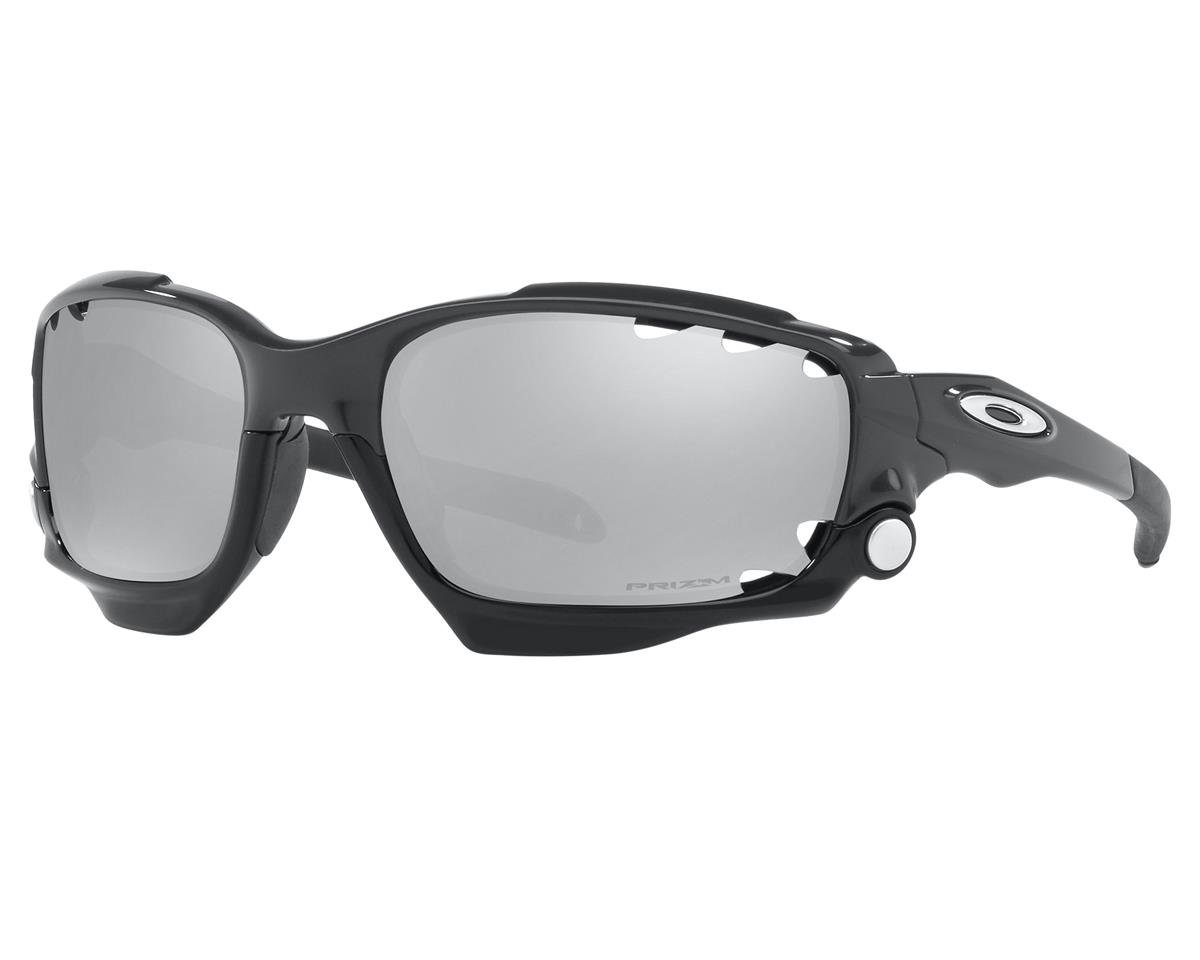 Racing Jacket Sunglasses (Carbon) (PRIZM Trail Lenses)