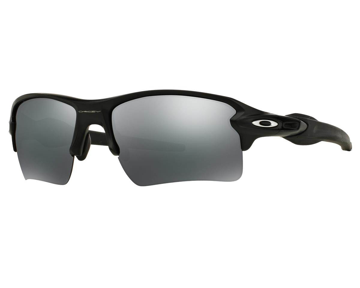 Oakley Flak 2.0 XL Sunglasses (Matte Black) (Black Iridium Lenses)