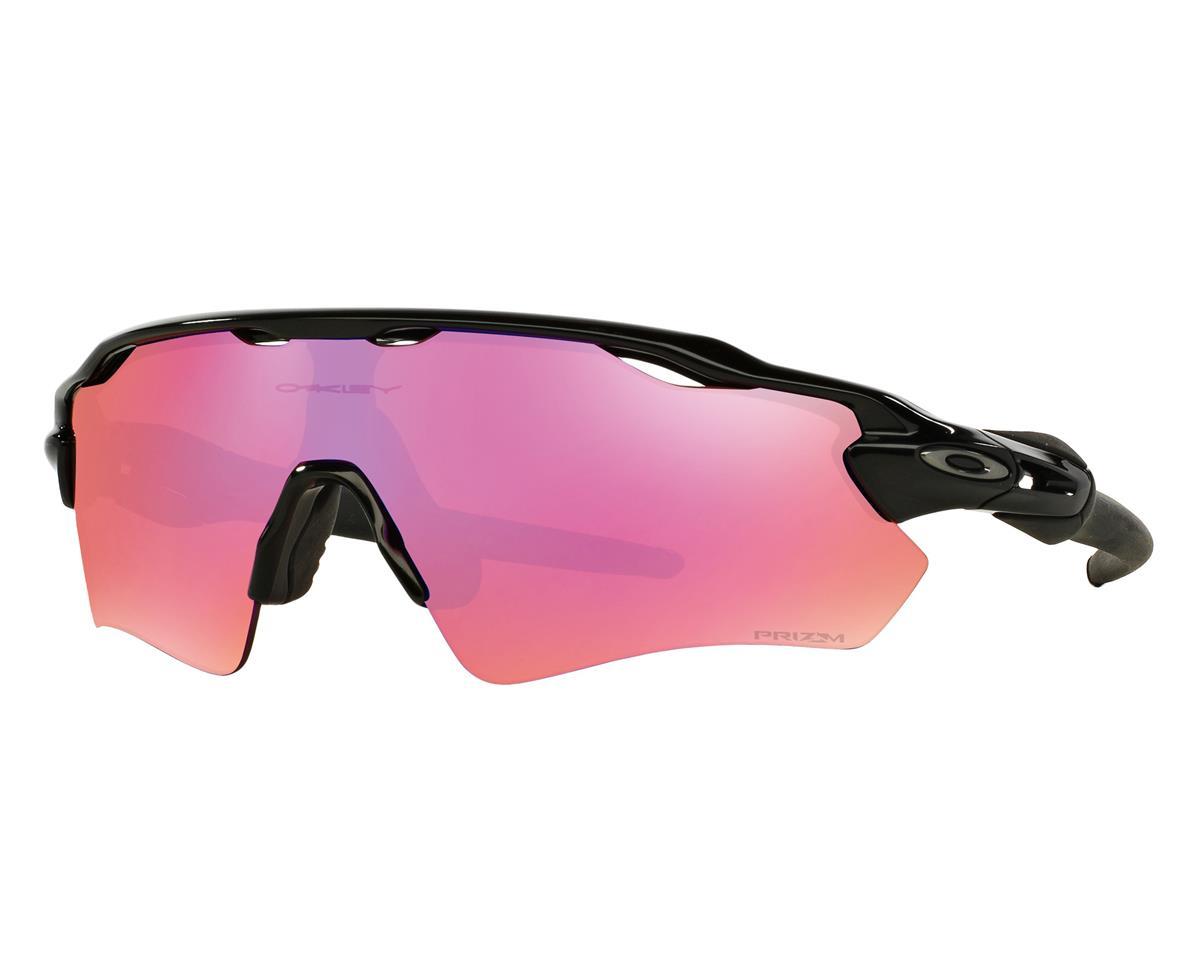 Oakley Radar EV Path Sunglasses (Polished Black) (Prizm Trail Lenses)