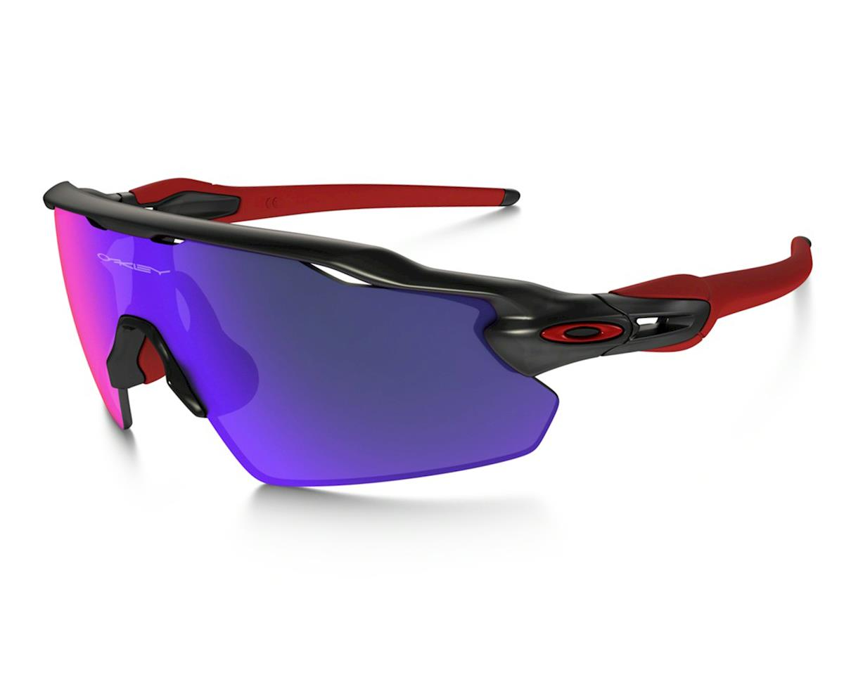 Oakley Radar EV Pitch Sunglasses (Matte Black Ink) (Positive Red Iridium) 8cd7974208