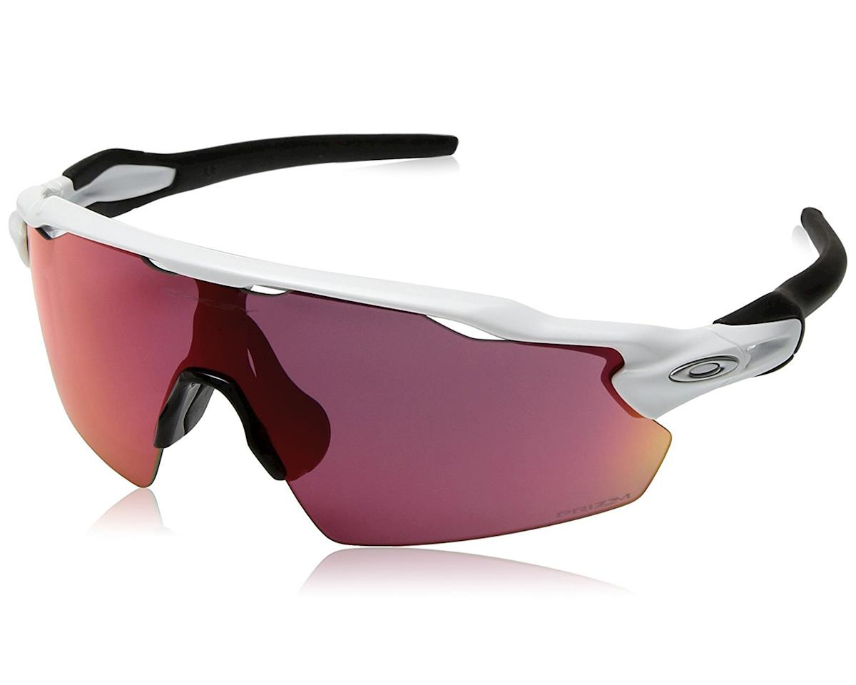 Oakley Radar EV Pitch Sunglasses (Polished White) (Prizm Baseball)