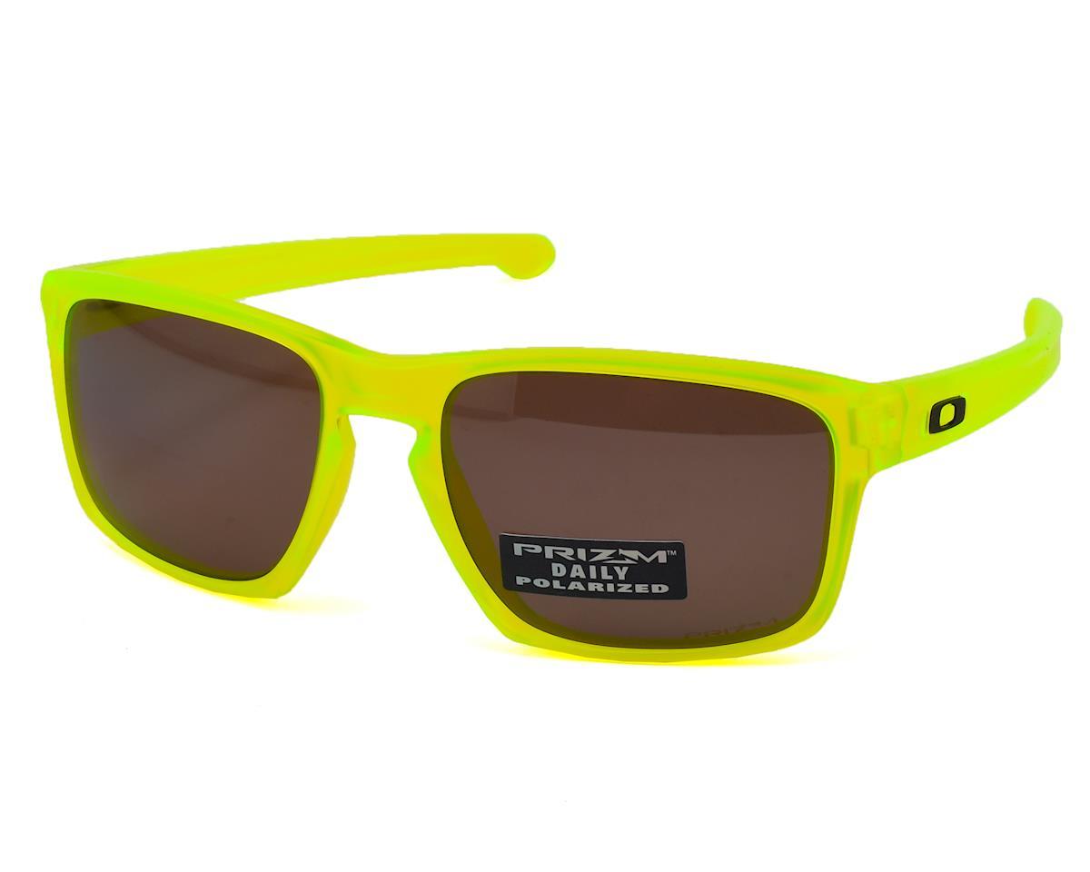 Oakley Sliver Sunglasses (Uranium w/Prizm Daily Polarized Lens)