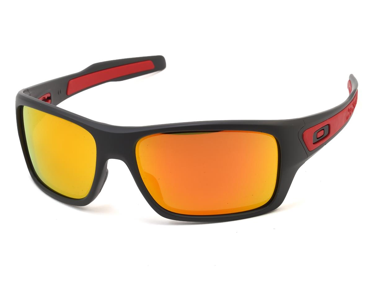 Oakley MPH Turbine (Matte Dark Grey) (Fire Iridium)