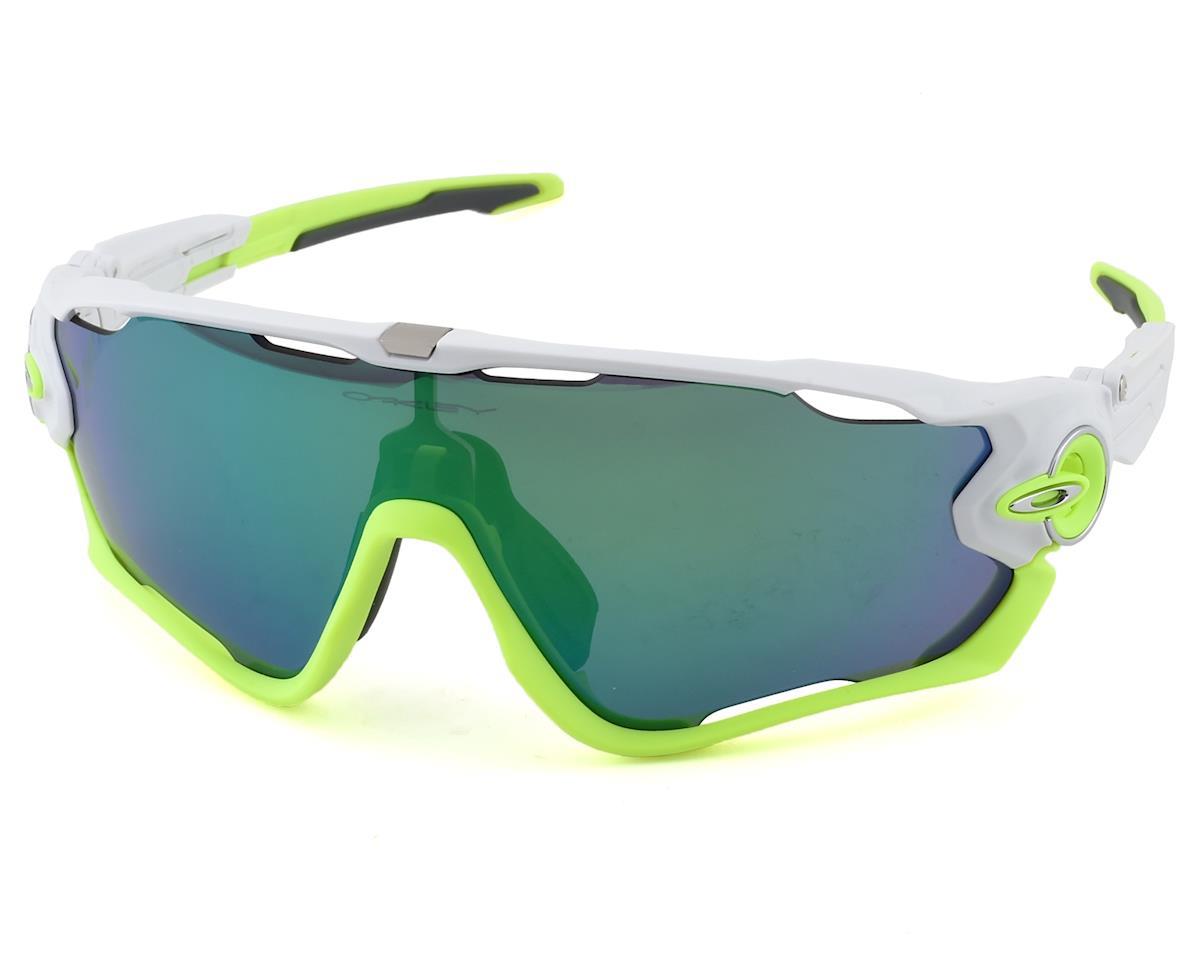 412a1eef0c5 Oakley Jawbreaker Road Sunglasses (White)  OO9290-05