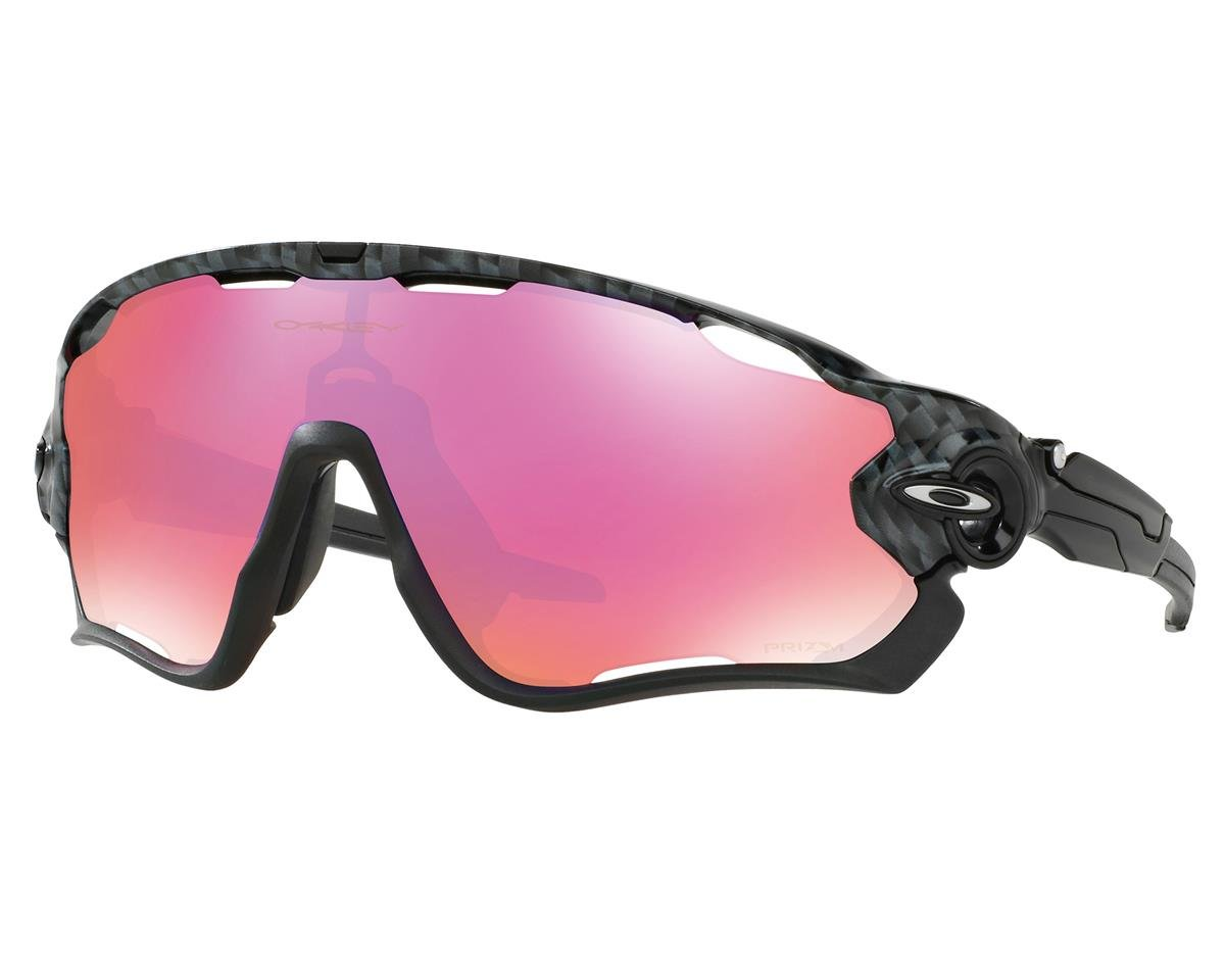 Jawbreaker Sunglasses (Carbon Fiber) (Prizm Trail Lenses)
