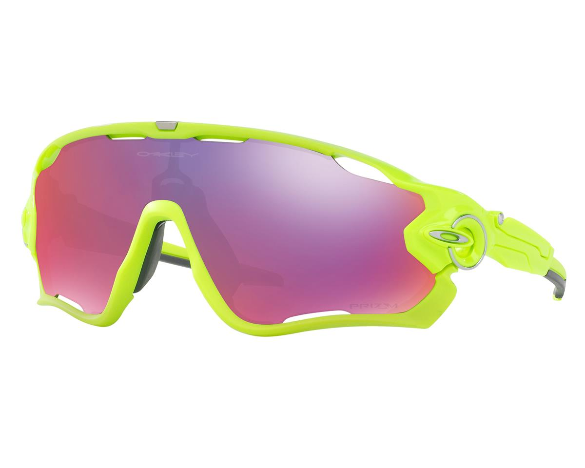 Oakley Jawbreaker Sunglasses (Retina Burn) (Prizm Road Lenses)