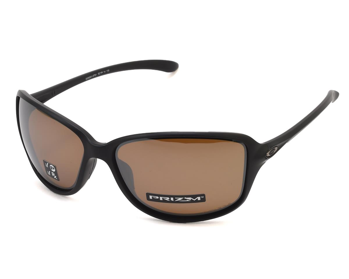 5d5b1a2f6e Oakley Cohort Womens Sunglasses (Matte Black) (Tungsten Polarized Lenses)   OO9301-0761