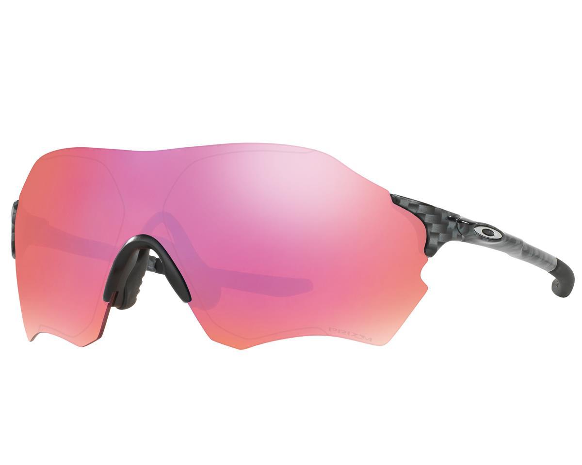 Oakley EVZero Range Sunglasses (Carbon Fiber) (PRIZM Trail Lenses)
