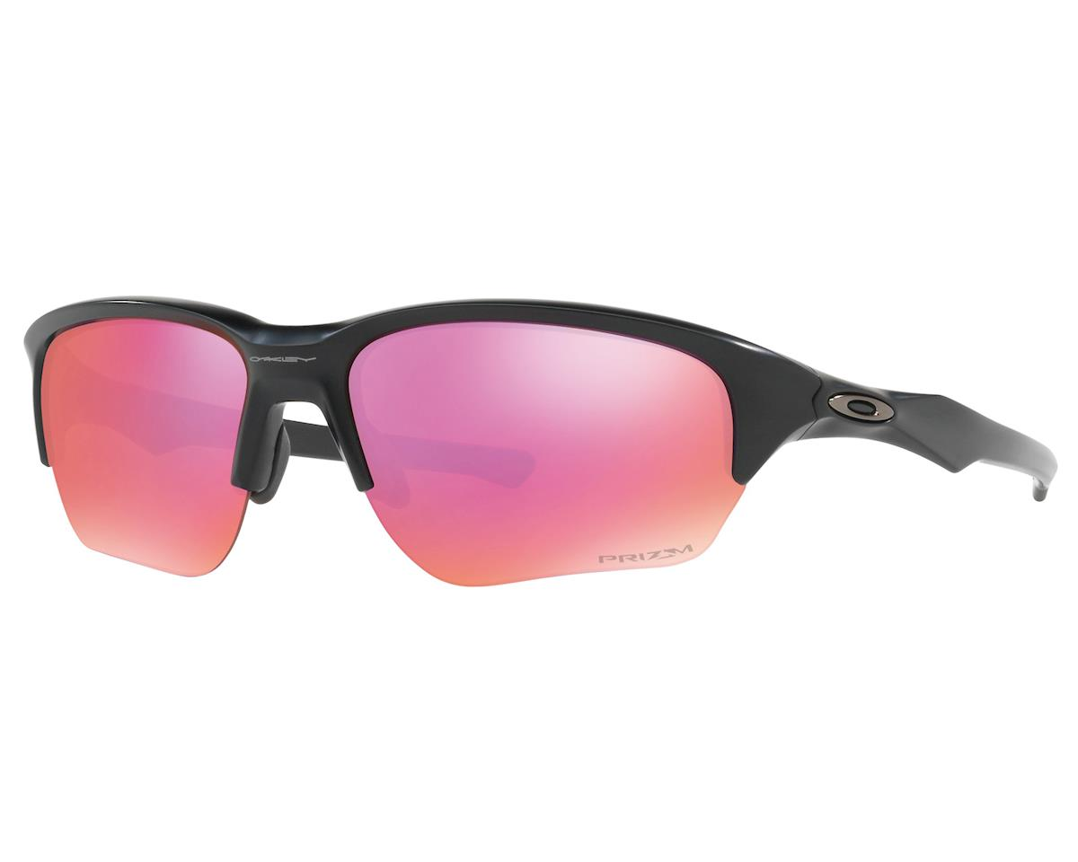 Flak Beta Sunglasses (Matte Black) (PRIZM Trail Lenses)