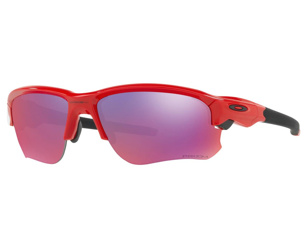 Oakley Flak Draft Sunglasses (Infrared) (PRIZM Road Lenses)