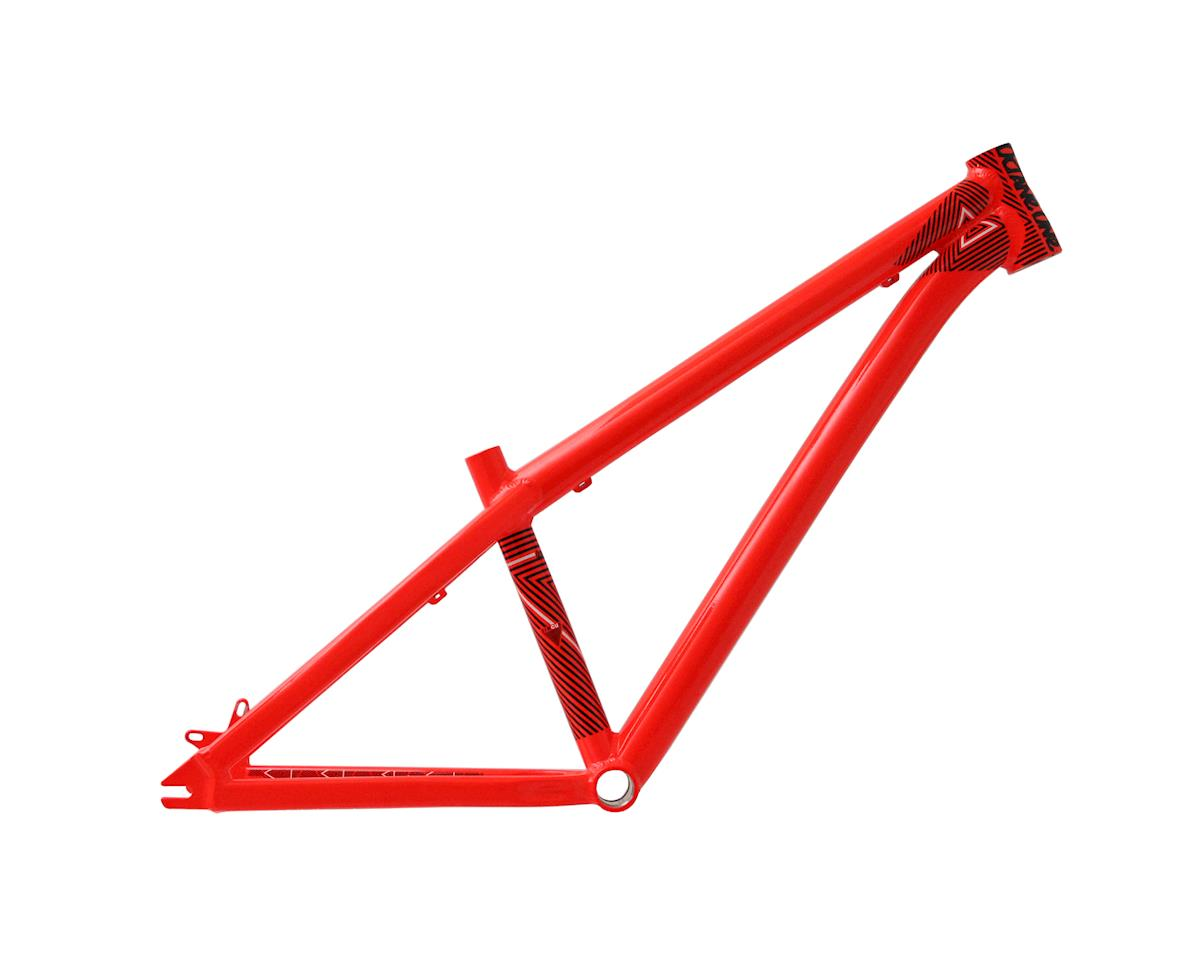 "Octane One Zircus 26"" Frame (Red)"