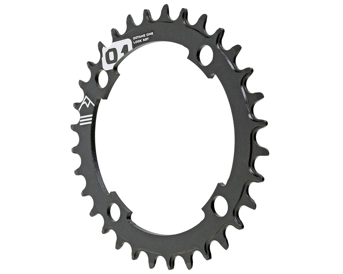 Lock Chainring (Black) (104 BCD)